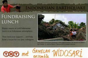9 jun 2006 ~ TNT Fund Raising concert met Widosari