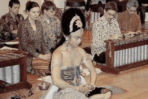 25 nov 2007 ~ Gamelan & Dans door Wiludyeng