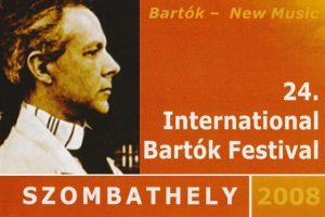 9 jul 2008 ~ Bartok Festival Szombathely, Hongarije