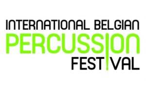6 juli 2009 ~ International Belgian Percussion Festival