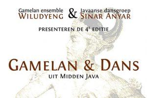 22 nov 2009 ~ Concert Gamelan en Dans