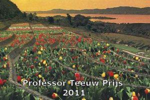 21 dec 2011 ~ Professor Teeuw Prijs 2011