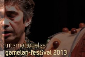 23 nov 2013 ~ Internationaal Gamelanfestival Kassel