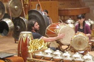 4 apr 2014 ~ Gamelan concert in Conservatorium van Amsterdam