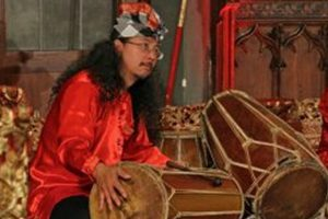 10 dec 2014 ~ Workshop Balinese percussie