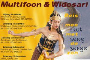 okt, nov & dec 2001 ~ Ikut Sang Surya, Reis Mee Met De Zon