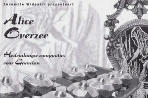 2 tm 30 maart 2002 ~ Alice Overzee
