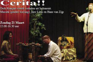 21 maa 2004 ~ Dick Rompas, Hans van Zijp & Inez Liem