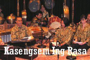 22 jun 2004 ~ Holland Festival 2004, Kasengsem Ing Rasa