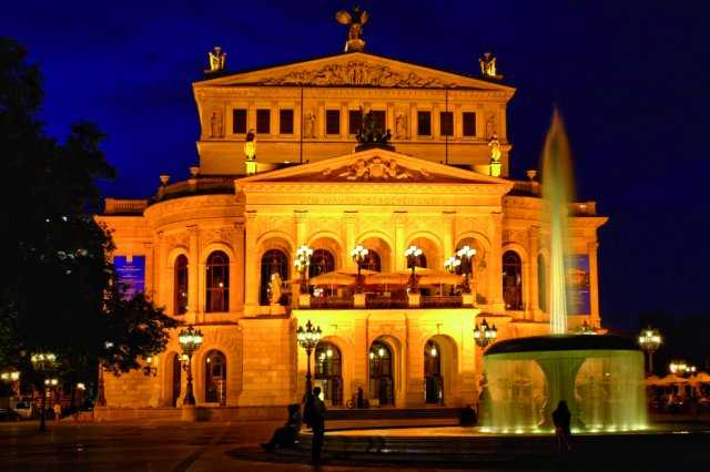 8 okt 2016 ~ Alte Oper – Frankfurt