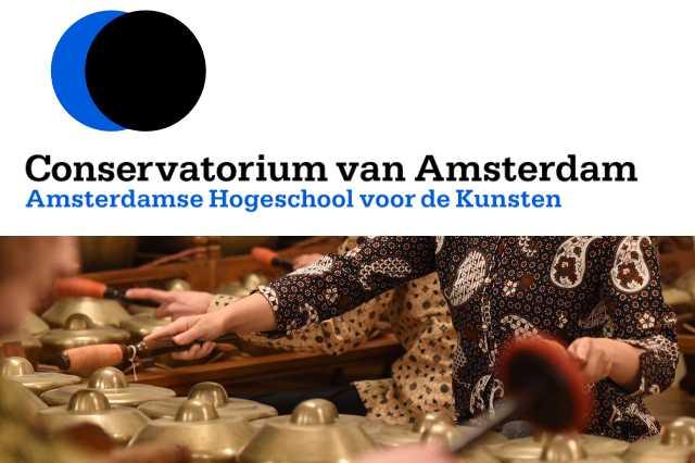 12 mei ~ Concert Jumat Siang, Conservatorium Amsterdam