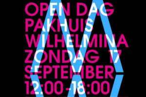 17 sept 2017 ~ Wilhelmina Open Dag